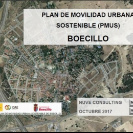 Plan de Movilidad Urbana Sostenible (PMUS)