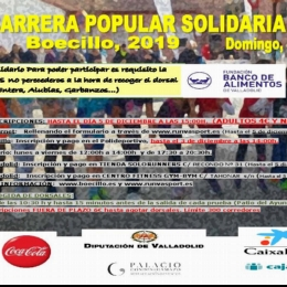 XI CARRERA POPULAR SOLIDARIA